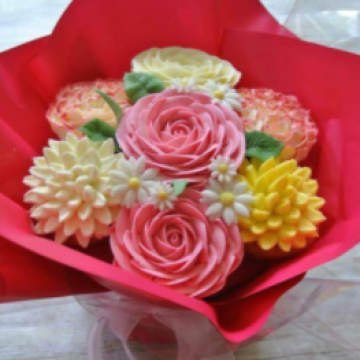 Cupcake Bouquet Workshop